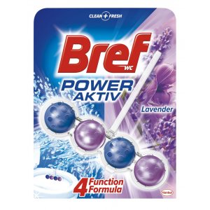 Bref WC Power Activ Lavender 50g