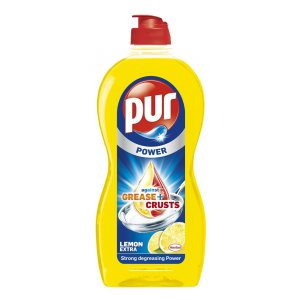 Pur saponát 450ml Lemon