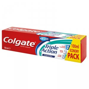 Colgate zubná pasta 100ml Triple Action