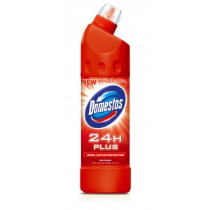 Domestos WC čistič 750ml Red Power