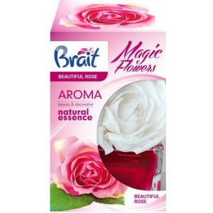 Brait Magic Flower osviežovač vzduchu 75ml Rose