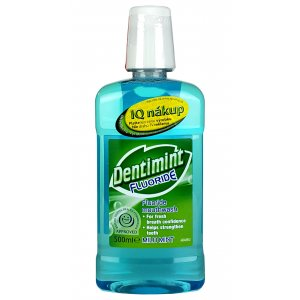 Dentimint ústna voda 500ml Mild mint