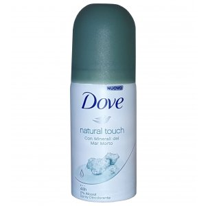Dove Natural Touch dámsky deodorant 35ml
