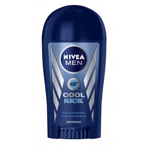 Nivea Cool Kick pánsky tuhý anti-perspirant 40ml