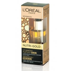 L´Oréal Extraordinary Oil Nutri-Gold 30ml Suchý olej