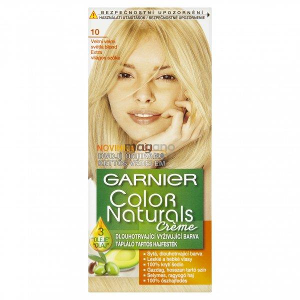 Garnier Color Naturals Farba Na Vlasy 40ml C 10 Ultra Blond Magano Sk