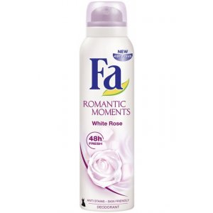 Fa dámsky deodorant 150ml Romantic Moments