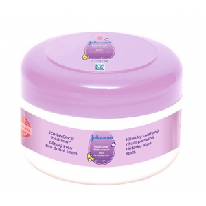 Johnson´s baby krém 200ml Bedtime