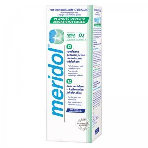 Meridol Safe Breath ústna voda 400ml