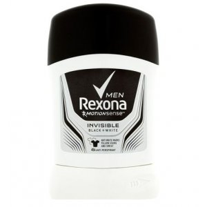 Rexona Invisible Black&White pánsky stick 50ml