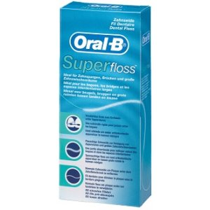 Oral-B Super Floss zubná niť 50ks