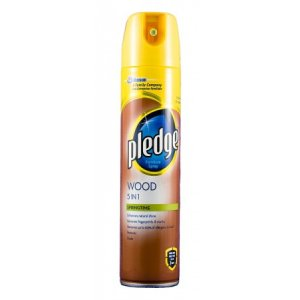 Pledge Wood 5v1 Spring leštenka 250ml