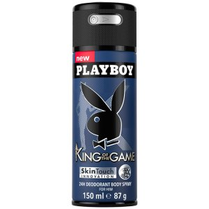 Playboy King of the Game pánsky deodorant 150ml