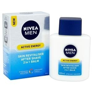 Nivea Active Energy balzam po holení 100ml