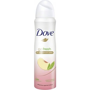 Dove Go Fresh Peach&Lemon dámsky deodorant 150ml