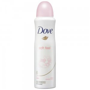 Dove Soft Feel dámsky deodorant 150ml