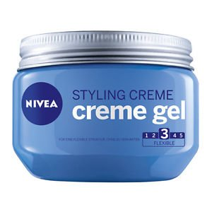 Nivea Care&Hold Strong 3 gél na vlasy 150ml