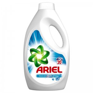 Ariel Touch of Lenor tekutý prací gél 20 dávok 1,3l