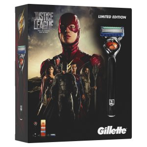 Gillette Justice League Fusion Proglide darčekový set 3ks