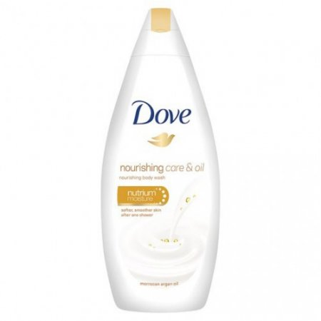 Dove Nourishing Care&Oil sprchový gél 500ml
