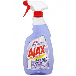 Ajax Optimal 7 Shiny Surfaces čistič na okná 500ml