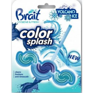 Brait WC blok Color Splash 45g Volcano Ice
