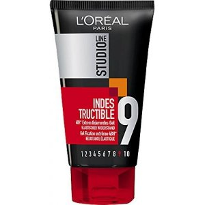 Loreal Studio Indes Tructible 9 gél na vlasy 150ml