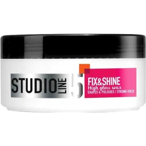 L´Oreal Studio Fix & Shine vosk s leskom na vlasy 75ml