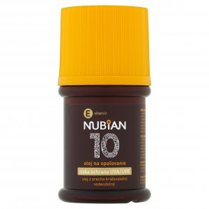 Nubian olej 60ml OF 10