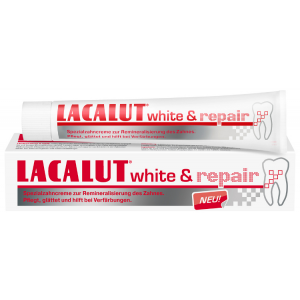 Lacalut White&Repair zubná pasta 75ml