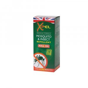 Xpel Mosquito&Insect roll-on repelent proti hmyzu 75ml