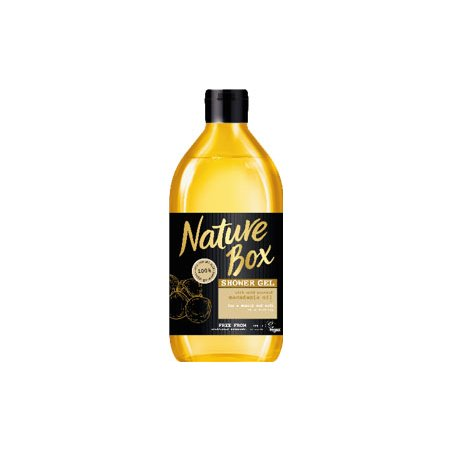 Nature Box Makadam sprchový gél 385ml