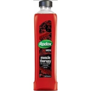 Radox Muscle Therapy pánska pena do kúpeľa 500ml