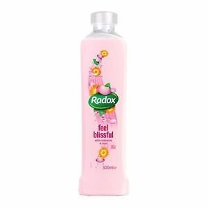 Radox Feel Blissful pena do kúpeľa 500ml