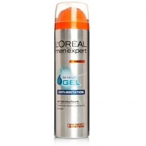 L´Oréal Men Expert Anti-Irritation gél na holenie 200ml