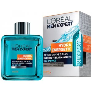 L´Oréal Men Expert Hydra Energetic Ice Impact voda po holení 100ml