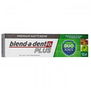 blend-a-dent Plus Dual Protection fixačný krém 40g