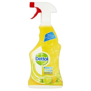 Dettol Power & fresh citrón