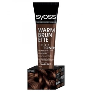 Syoss Rouge Color Toner svetlohnedý 150ml
