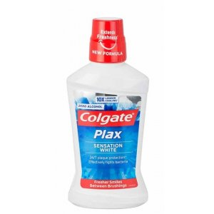 Colgate Plax Sensation White ústna voda 500ml