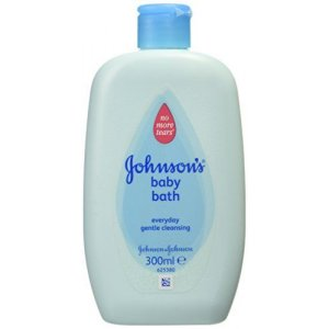 Johnson´s Baby Bath pená do kúpeľa 300ml