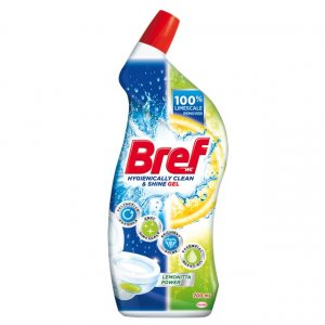 Bref WC gél Hygiene Lemonita Power 700ml
