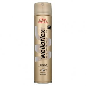 Wellaflex Sensitive 3 lak na vlasy 250ml