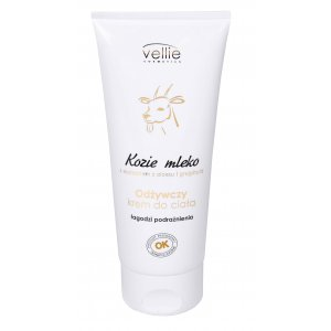 Vellie telový krém v tube 200ml