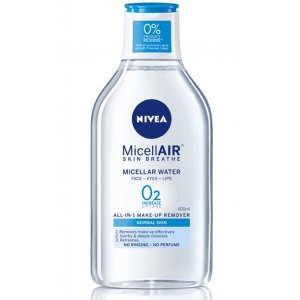Nivea Normal micelárna voda 400ml