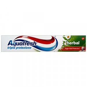 Aquafresh zubná pasta Herbal 75ml