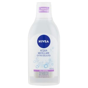 Nivea Sensitive micelárna voda 400ml
