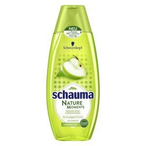 Schauma šampón Nature Moments Zelené jablko 400ml