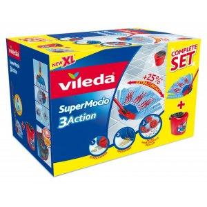 Vileda SuperMocio 3Action set (vedro+mop)
