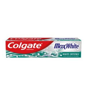 Colgate Max Fresh zubná pasta 125ml White Crystals
